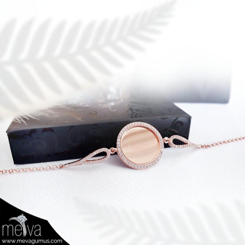 Mara Model Kadın Gümüş Bileklik 1