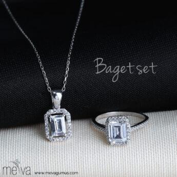 925 Ayar Dignitate Model Kadın Gümüş Kolye